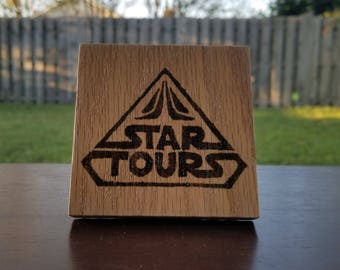 Star Tours Coaster