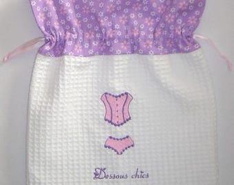 Women's underwear bag