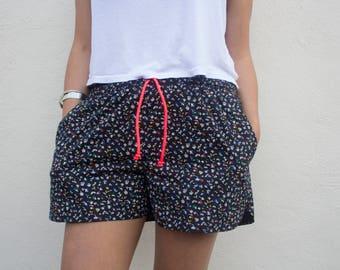 Size 8 colourfull summer shorts