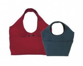Pattern for 2 bags ref:468p18 Kiyohara