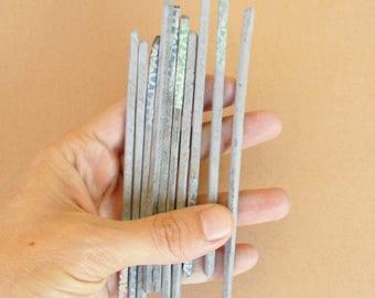 Antique Portuguese set of 10 slate pencils