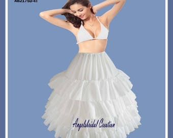 Petticoat, crinoline for wedding, bridal, party and ritual