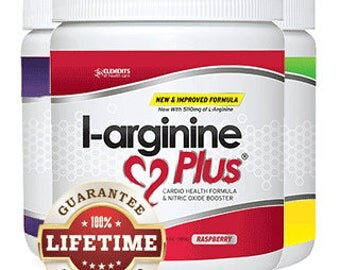 1x Pot L-Arginine Plus Improve Heart Blood Circulation - Proargi9+ Alternative