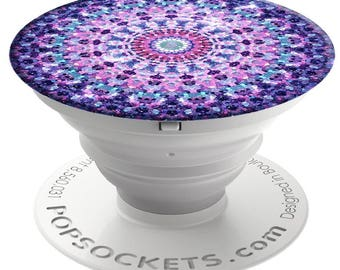 PopSockets For Phone Pop Socket Phone Grip Phone Stand Holder Arabesque Universe