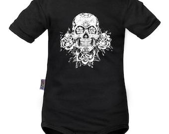 Bodysuit: original skull