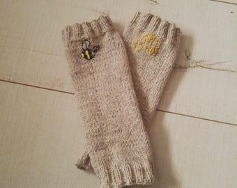 baby cashmere wool legwarmers