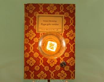 "Book lamp ""Pippa"""