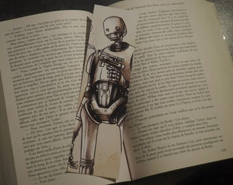 Bookmark - K2SO - Star Wars