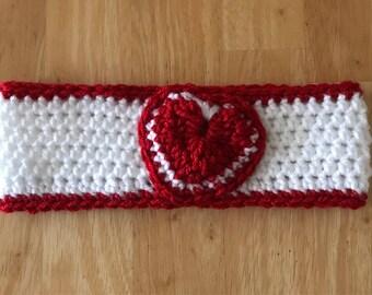 Adult / Teen Size Valentine Headband