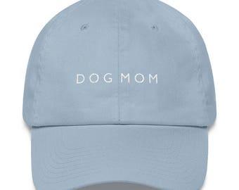 Dog Mom Baseball Cap Hat