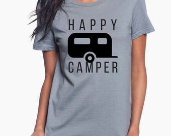 Happy Camper - Camping and RV Shirt