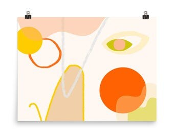 ACID POLKA//Art Print