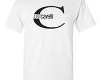 Just Cavalli White T-Shirt