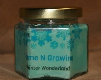 Winter Wonderland Candle