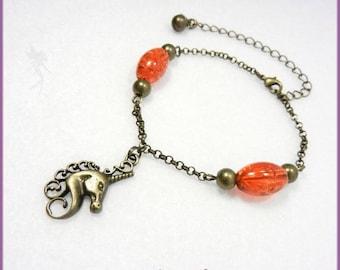 """""""Amber"""" bracelet"""