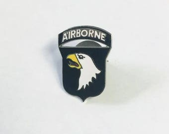 AirBorne U.S.A Airforce Pin