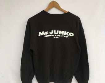 Rare! Mr Junko big logo