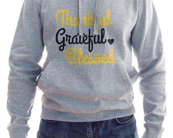 Thankful Grateful Blessed Holidays