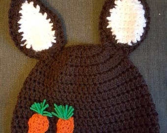 Bunny hat age any size (price varies)
