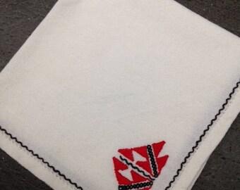 Napkins vintage textiles