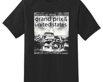 Grand Prix Of The United States tee shirt 05302016
