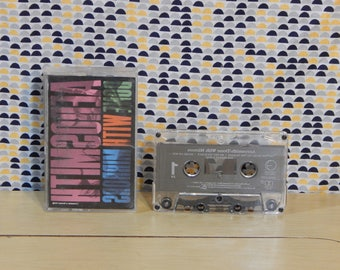Aerosmith - Done With Mirrors - Cassette tape