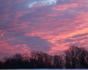 Winter Sunrise 4