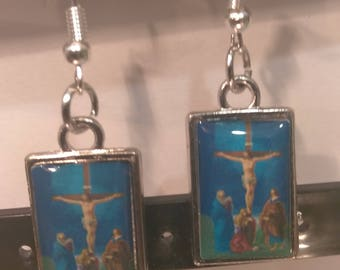 Religious Earrings