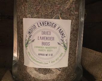 Dried Lavender Buds