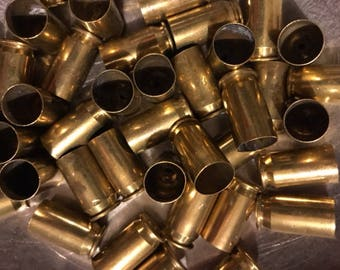 Once fired range brass- 45 ACP-mixed headstamps- cleaned- 500 count
