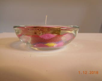 Bowl Gel Candle by Kay