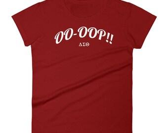 OO-OOP Delta Sigma Theta Tee