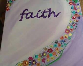 Faith heart