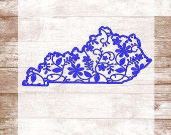 Kentucky Vinyl Decal Car Truck Boat Sticker