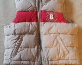 Baby Gap 18-24 months quilted vest