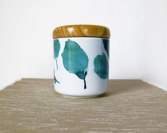 Ceramic Jar That