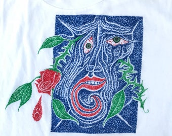 Twisterz - 1/1 Hand Drawn T-shirt