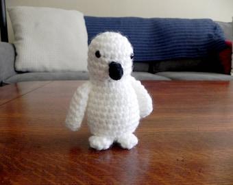 Owl - Crochet Amigurumi