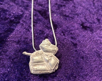 Doctor Who inspired K9 - Fine Silver