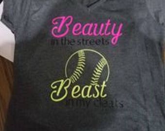 Shirt/Sweater: Beauty In The Streets/ Beast in My Cleats