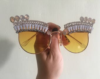 Champagne Queen Sunnies