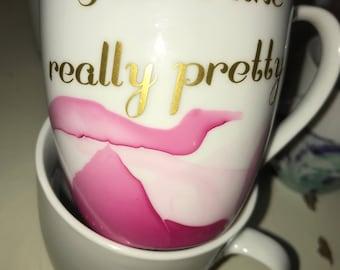Mean girls mug