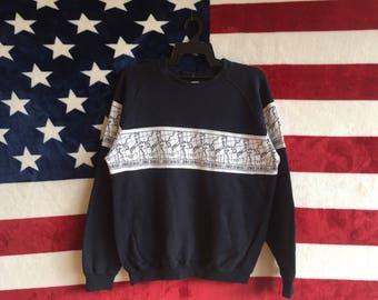 Vintage Junko Shimada Sweatshirt / Junko Shimada Part 2 / junko shimada Medium size