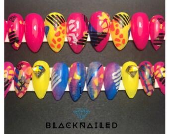 90s Grl - False Nails Press On Nails Instant Manicure