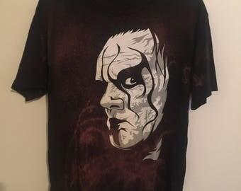 WWE Sting bleached tee