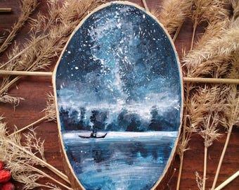 "Magnet ""Starry night"""
