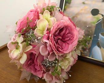 Frisa Bridesmaid Bouquet S