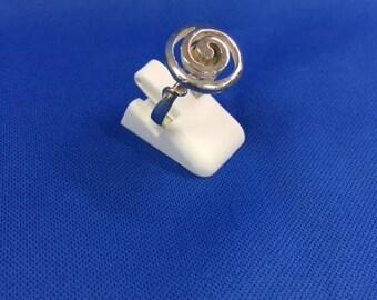 Art Deco Ladies Ring (silver)