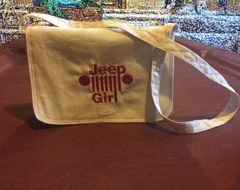 Jeep Girl Messenger Bag