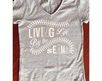 Life by the seams shirt